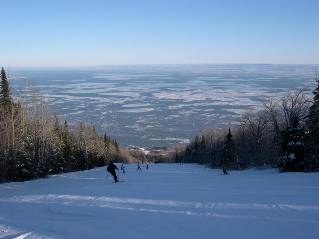 Massif de Petite-Rivière-Saint-François